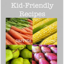 November Kid-Friendly Recipes
